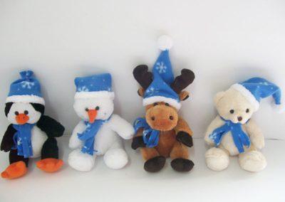 Christmas Stuffed Animals