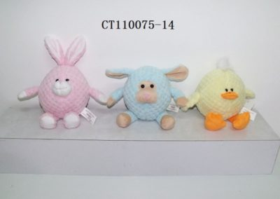 Easter Plush Animals