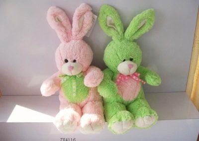 Easter Stuffed Bunnies