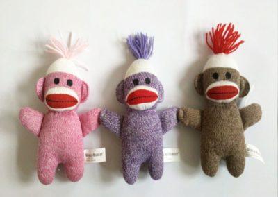 Knitted Monkeys