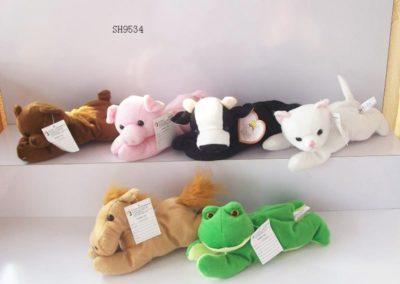 Lying Stuffed Animals