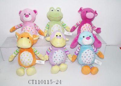 Plush Animals Baby Toy