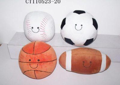 Plush Balls