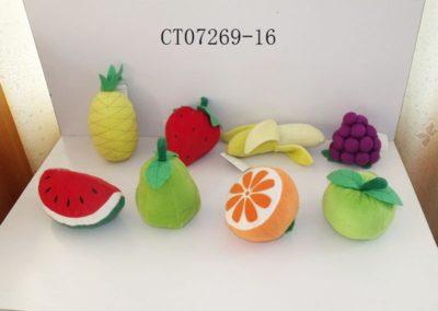 Plush Fruit