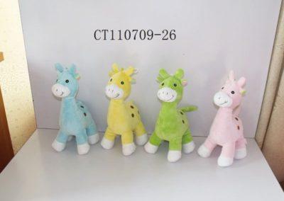 Plush Giraffe For Babies