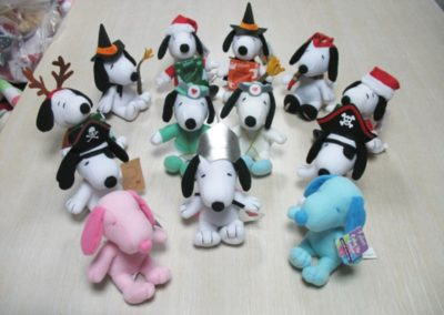 Plush Snoopy