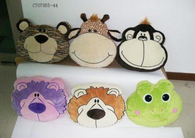 Stuffed Animal Cushions