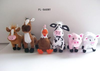 Stuffed Farm Animals