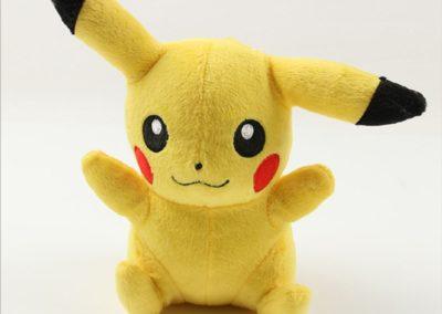 Stuffed Pikachu