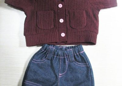 Toy Sweater And Toy Pants
