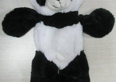 Unstuffed Panda