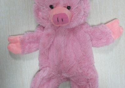 Unstuffed Pig