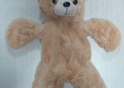 Unstuffed Teddy Bear